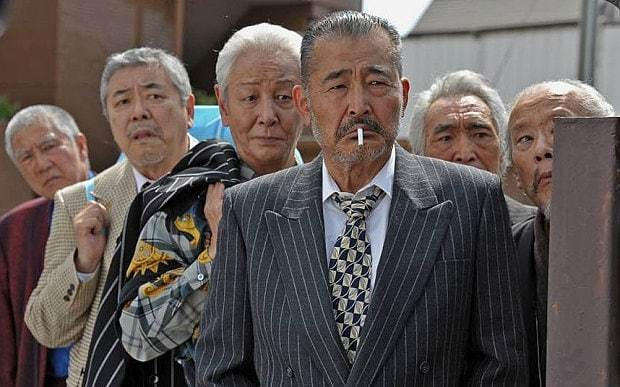 Japan's elderly cause more crime than the young