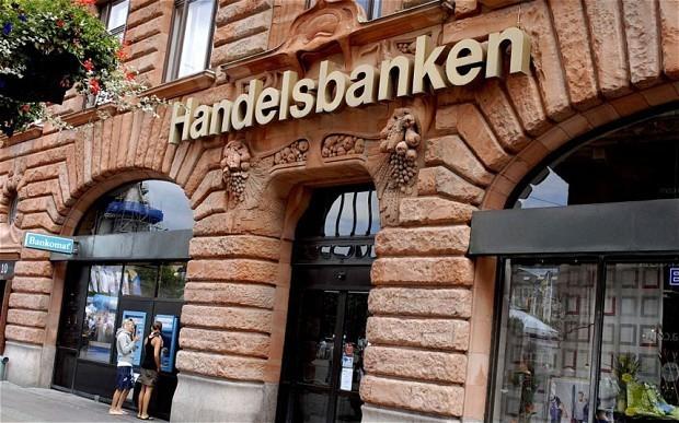 Handelsbanken is championing an old way of doing new UK business