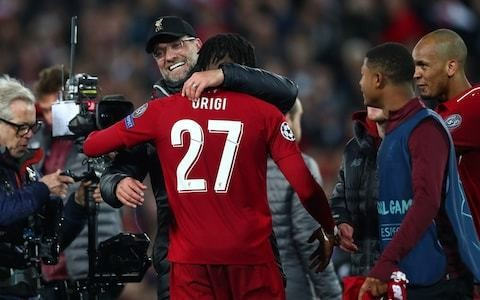 'Divock Origi week' vindicates Jurgen Klopp's faith in Liverpool striker