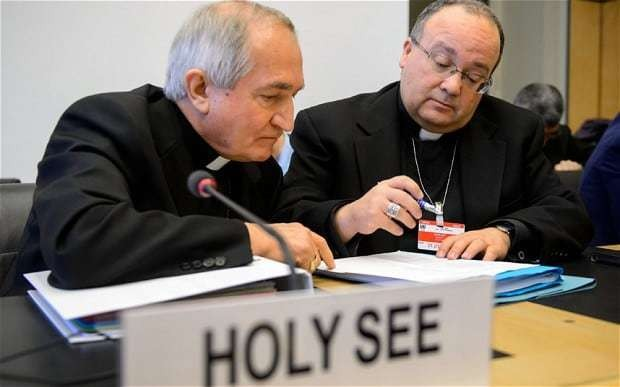 Vatican hits back at UN committee for abuse report