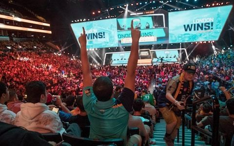 UK esports firm Gfinity see revenues almost double to £7.9m