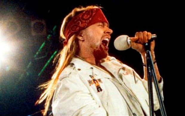 The greatest American rock band of all time? Surely not Guns N' Roses