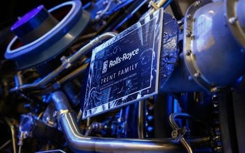 Rolls-Royce profits could get £1bn boost, CEO says