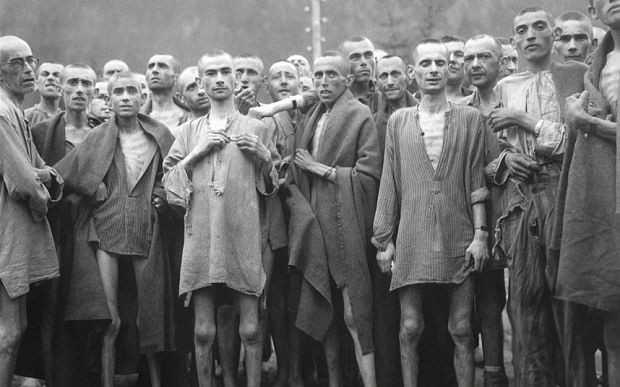 70 years on: the liberation of the concentration camps