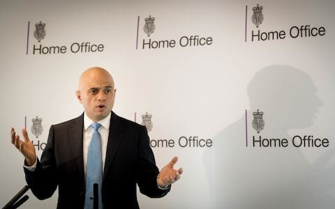 British citizens who help Isil could face life in prison under updated Treason laws in wake of Choudary release, Sajid Javid suggests