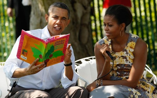 President Barack Obama's favourite books