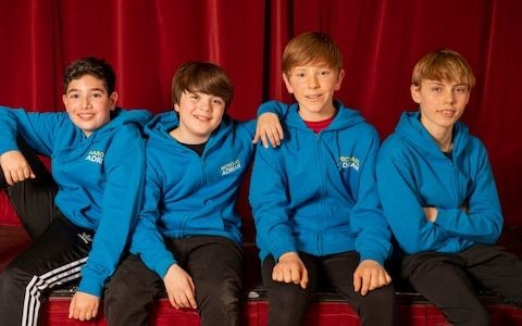 Adrian Mole would not use SnapChat but stick to his diary, say young actors playing him in new West End musical