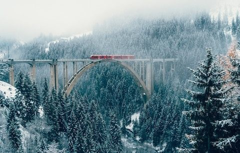 Why the best way to enjoy winter is by train – and 12 magical journeys to take