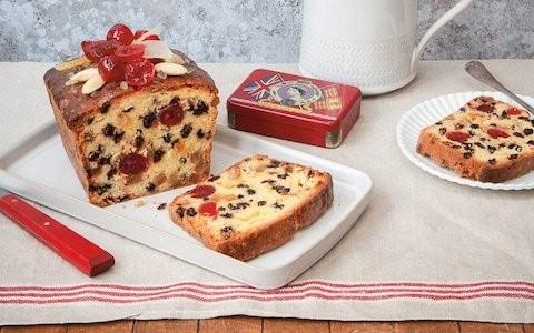 Genoa cake recipe