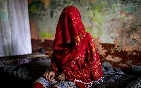 Sold into sexual slavery: The women forced to take multiple husbands to combat India's 'wife shortage'