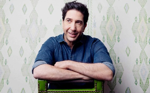 David Schwimmer on Friends, his new sitcom, and his fears for Billie Eilish