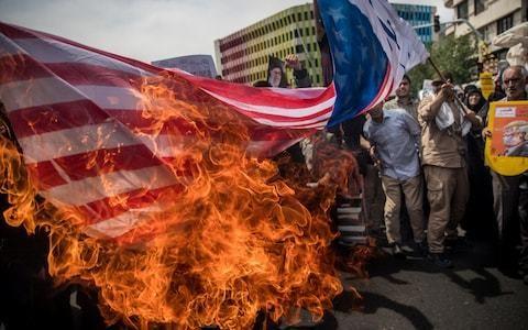 John Bolton threatens sanctions for European companies operating in Iran