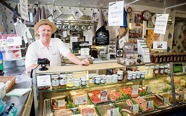 Britain's oldest family business RJ Balson running since Tudor days