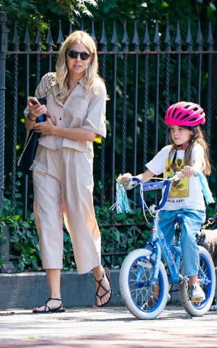 School gates style inspiration, from Princess Diana to Sienna Miller