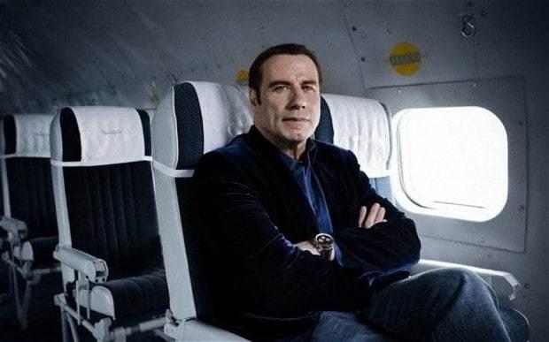 John Travolta, interview: 'I would love to play a Bond villain'