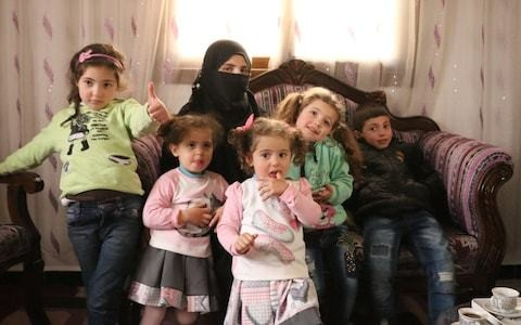Mother held with children in notorious Assad prison: I begged the guards to just take my life