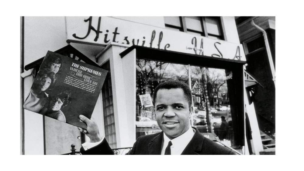 Berry Gordy: the man who built Motown