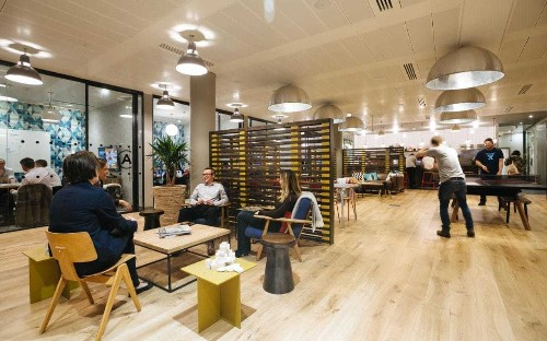 WeWork launches fund for UK start-ups amid plans to double its London presence