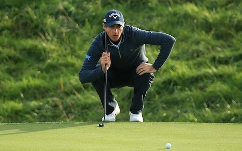 Nicolas Colsaerts rolls back the years with 66 in battle to keep Tour card