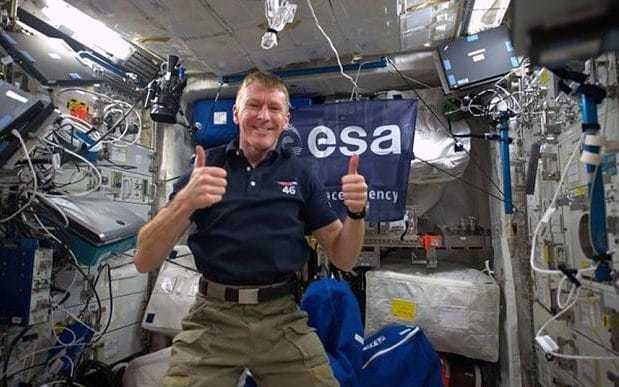 Tim Peake facing months of recovery following six month space mission