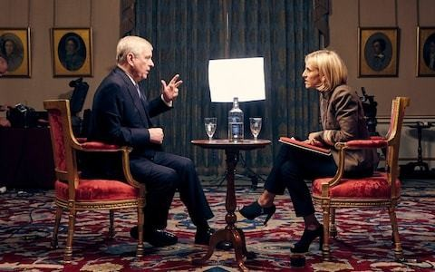 Aides clashed over fears Newsnight interview would leave Prince Andrew 'terribly exposed'