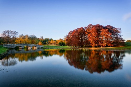 The UK destinations that rival New England in autumn