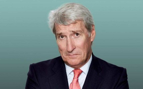Mind healing: Jeremy Paxman and why we all crave our father's approval