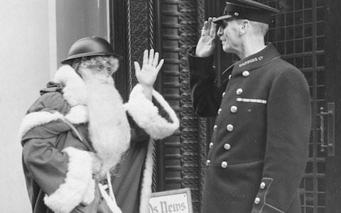 How my fragmented family coped with the first Christmas of the Second World War