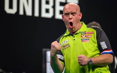Darts talking points: Michael van Gerwen back on top with rampant victory over Rob Cross