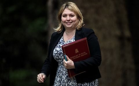 Former defence secretary accuses Karen Bradley of preparing the ground for a 'licensed witched hunt' of Northern Ireland veterans