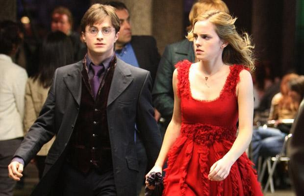 Harry Potter should have married Hermione, admits JK Rowling