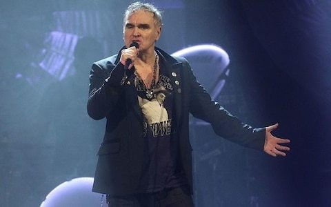 Morrissey calls for end to 'Soviet Britain' in lengthy online post