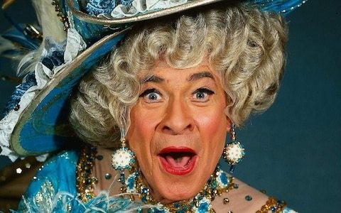 Stanley Baxter's Best Bits... and More, review - a nostalgic gem from the archives