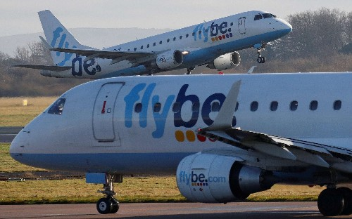 Ministers could backtrack on crucial Flybe tax cut