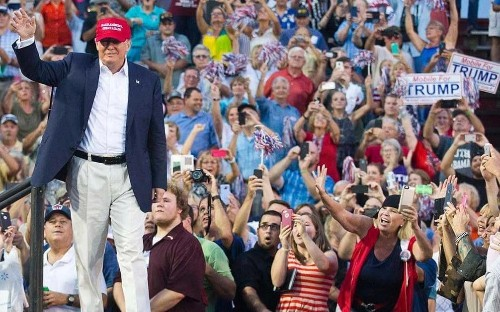 Why I, and millions like me, will vote for Donald Trump