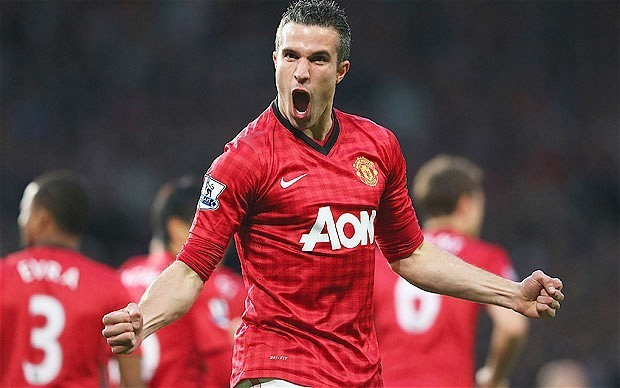 Manchester United hand Robin van Persie extended summer break