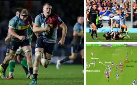 Rugby World Cup 2019: Will Alex Dombrandt and Ruaridh McConnochie be England's bolters?