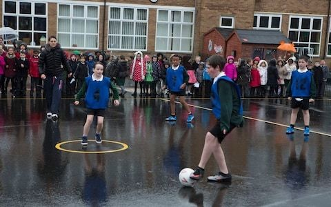 Government urged to overhaul how physical education is delivered to girls to address alarming inactivity figures