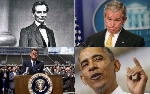 US presidents: 30 great one-liners