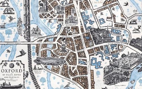 David Mitchell, Philip Pullman and Sandi Toksvig on the joys of otherworldly maps