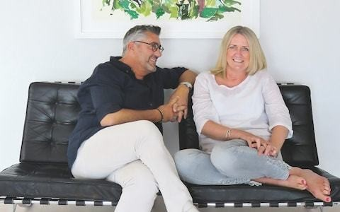 'I found my first love again after 32 years'
