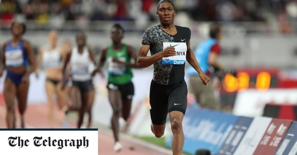Caster Semenya welcomes UN report calling for revoking of sporting regulations that pressure DSD athletes into medical procedures