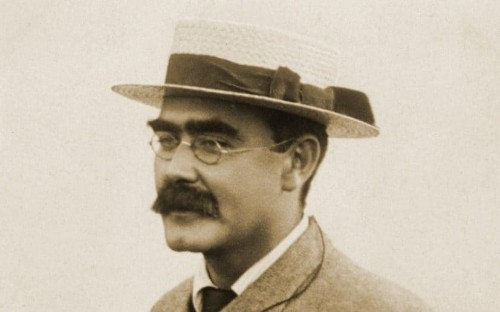 Rudyard Kipling's 'If' poem scrubbed off wall by students who claim he was a 'racist'