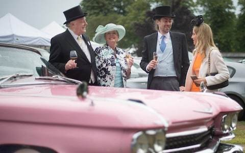Cigars, lobster platters and car parks: How to spend a day at Royal Ascot without seeing a horse