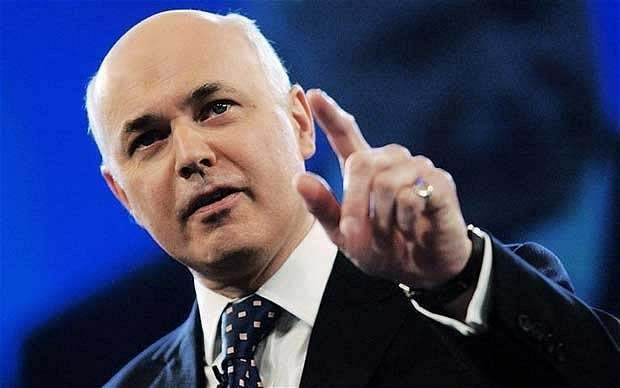 Job Centre advisers will be based at food banks, Iain Duncan Smith reveals