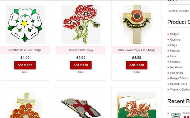 The loathsome Britain First are trying to hijack the poppy – don't let them