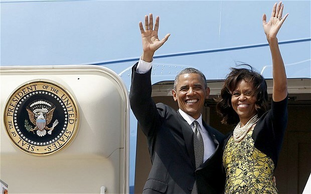 Barack Obama: I don't need a Nelson Mandela photo-op