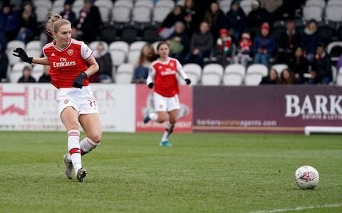 Women's Super League round-up: Vivianne Miedema scores six and creates four more as Arsenal hammer Bristol City 11-1