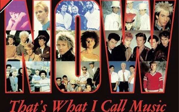 Now That's What I Call Music! Happy 30th birthday