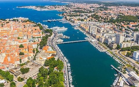 Off-the-beaten track Croatia